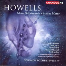 Howells: Missa Sabrinensis - Stabat Mater