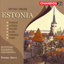 Aa.vv.: Musica Di Compositori Estoni
