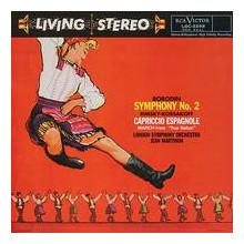 BORODIN - RIMSKY - KORSAKOV: Op. orchestrali