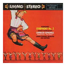 BORODIN - RIMSKY - KORSAKOV: Opere orchestrali