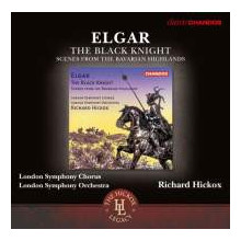 Elgar:the Black Knight - Bavarian Highland