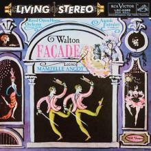 WALTON:Facade - LECOCQ: Mamzelle Angot