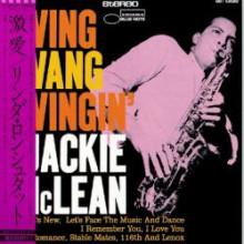 Jackie McLean: Swing - Swang - Swingin'