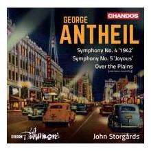 ANTHEIL: Sinfonie NN. 4 & 5