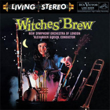 AA.VV.: Witches' Brew