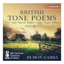 Aa.vv.: British Tone Poems - Vol.1