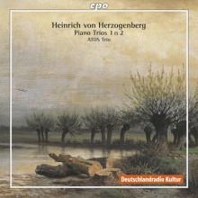 HERZOGENBERG: Trii per archi e piano