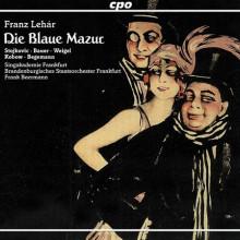 LEHAR: Die Blaue Mazur