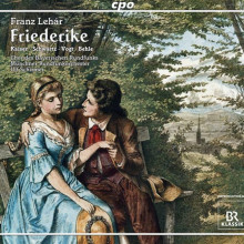LEHAR: Friederike - Singspiel in 3 atti