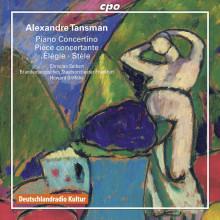 Tansman: Musica Per Piano E Orchestra