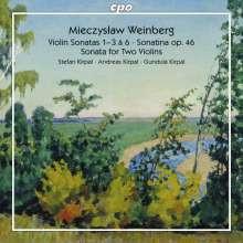 WEINBERG:Opere per violino & piano - Vol.2