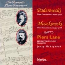 Concerti per piano Vol.1 - Moszkowski Paderewski