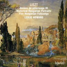 LISZT: Vol.12 - 3eme Année de P& - 23