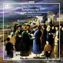 BEN - HAIM: Sinfonia N.1 - Fanfare to Israel
