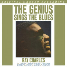 RAY CHARLES: The Genius Sings the Blues