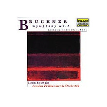 BRUCKNER: Sinfonia N.5