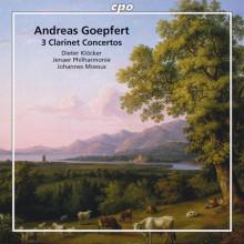 GOEPFERT C.A.: Concerti per clarinetto