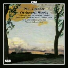 Graener: Opere Orchestrali - Vol.1