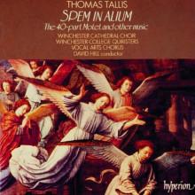 TALLIS: SPEM IN ALIUM E ALTRA MUSICA