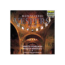 MONTEVERDI: Vespri (1610(2cds)