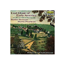 AA.VV.: Lost music of early America