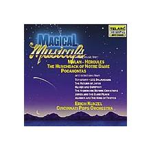 AA.VV.: Magical Musicals (Mulan - Il Gobbo di Notre Dame - Pocahontas - La carica dei 101 e altri