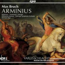 BRUCH: Arminius - Oratorio Op.43