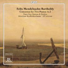 MENDELSSOHN: Concerti per due pianoforti