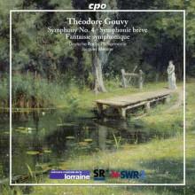 GOUVY: Sinfonia N.4 - Sinfonia Breve Op.58