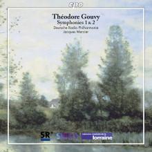 GOUVY THEODORE: Sinfonie NN.1 & 2