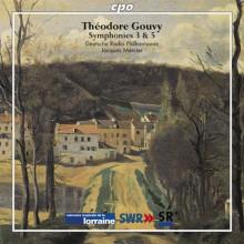 GOUVY THEODORE: Sinfonie NN. 3 & 5