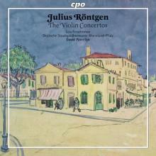 Rontgen: Opere Per Violino E Orchestra