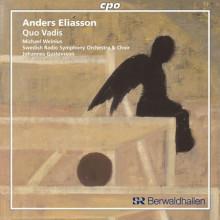 Eliasson: Quo Vadis X Tenore E Orchestra