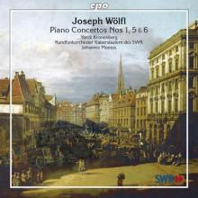 Wolfl: Concerti Per Piano Nn. 1 - 5 - 6