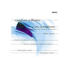 WILLIMS V.: Sinfonia N.1 (Sea Symphony)