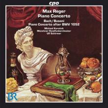 Reger: Concerto Per Piano Op.114