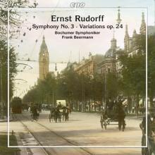 RUDORFF E.:Sinfonia N.3 - Variazioni Op24