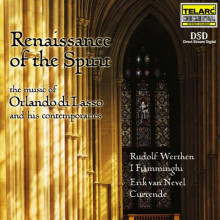 LASSO: Renaissance of the spirit Musiche di Lasso e suoi contemporanei