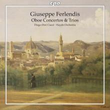 FERLENDIS: Opere per oboe ed orchestra