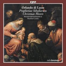 Lasso: Prophetiae Sibyllarum - Mottetti