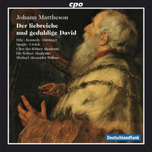 Mattheson: Oratorio