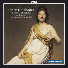 HOLZBAUER: Concerti per flauto e archi