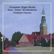 AA.VV.: Opere x organo - barocco tedesco