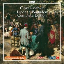 LOEWE: Lieder & Ballate Integrale(21 CD)