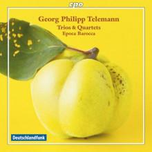 Telemann: Trii & Quartetti