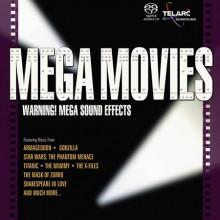 AA.VV.: Mega movies  Colonne sonore di Armageddon - Godzilla - Stars War - Titanic ed altri