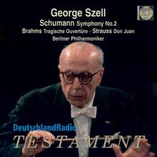 Szell interpreta Brahms - Strauss - Schumann