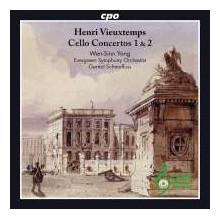 Vieuxtemps: Cello Concertos Nn.1 & 2
