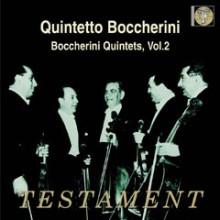 BOCCHERINI: Quintetti per archi Vol.2