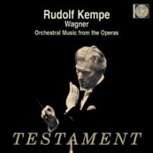 Rudolf Kempe dirige Wagner